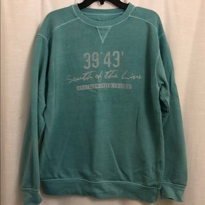Southern fried cotton sweatshirt